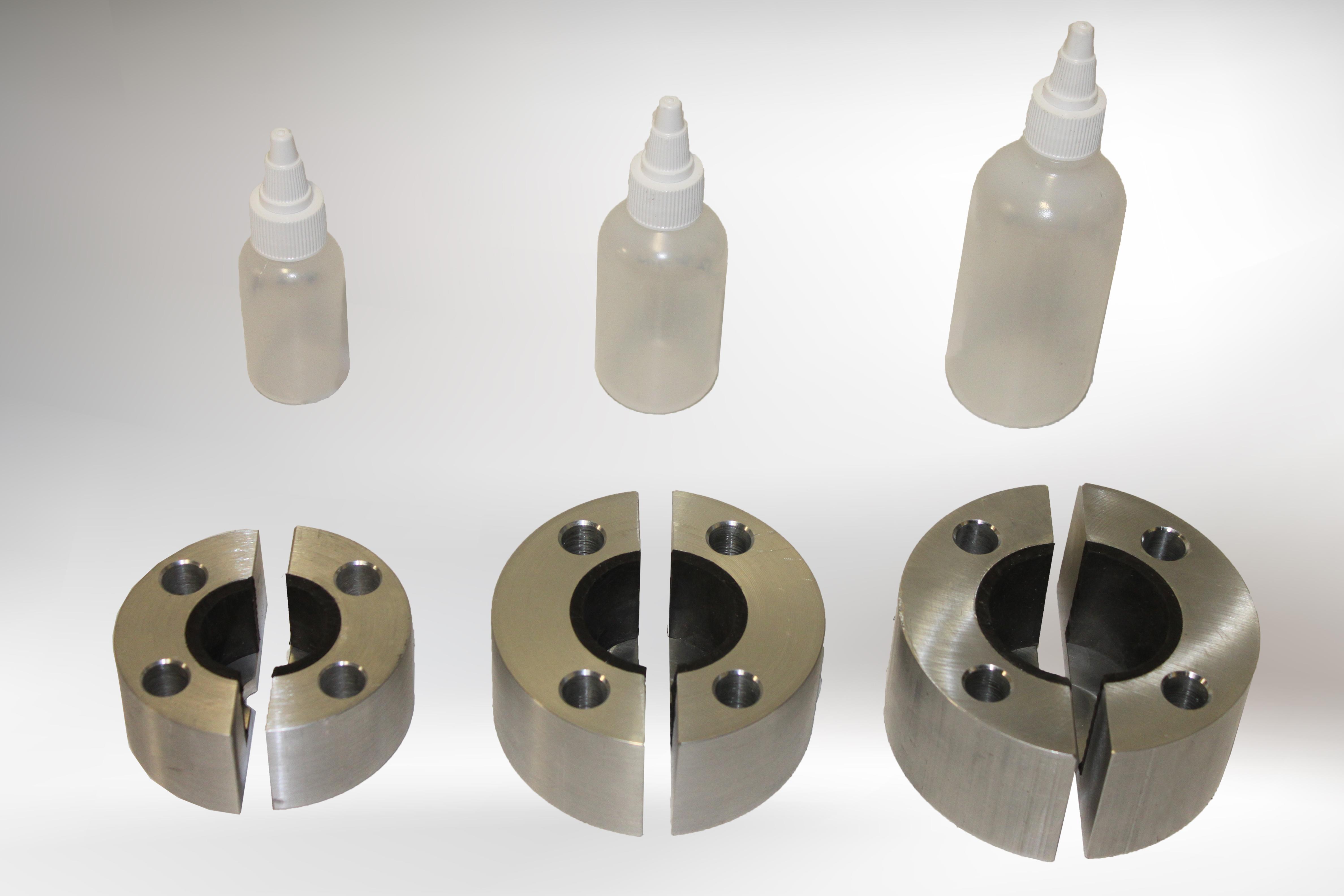 Torque Tester Accessories - custom Brackets